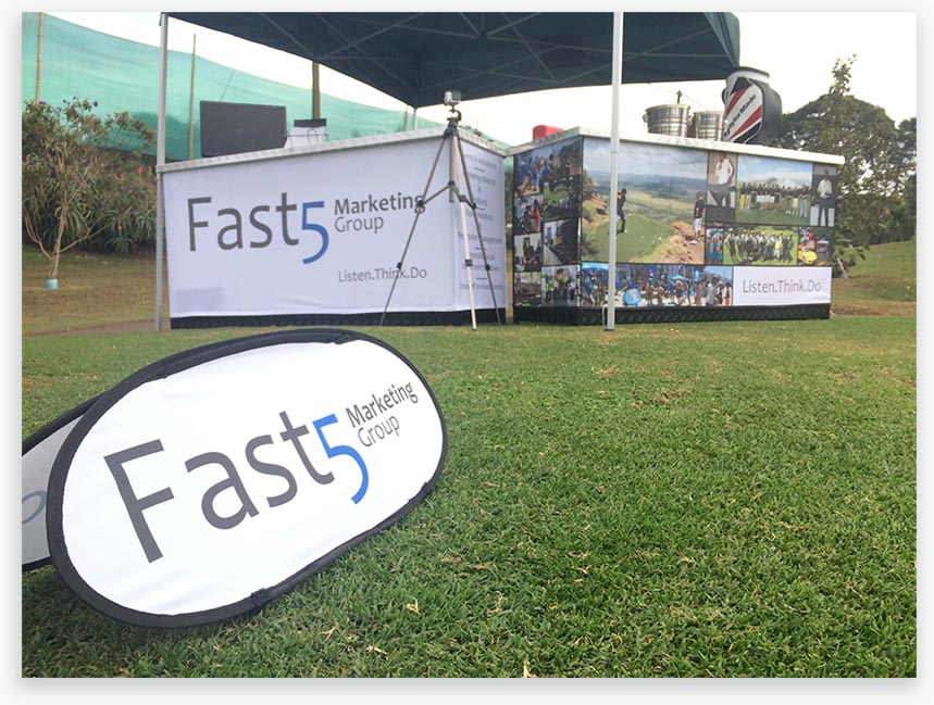 Fast 5 Marketing Activation