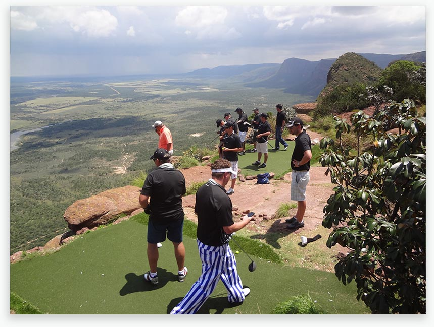 Legends Golf Resort, Extreme 19th Hole, Limpopo Province